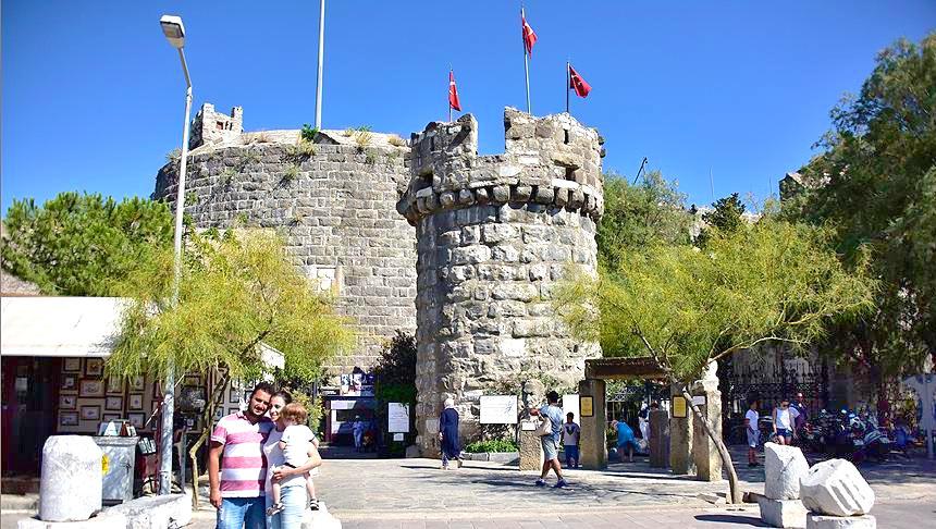 Крепость Святого Петра в Бодруме