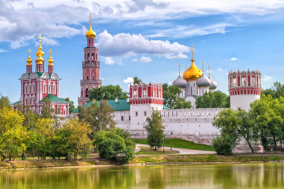 Московский Новодевичий монастырь