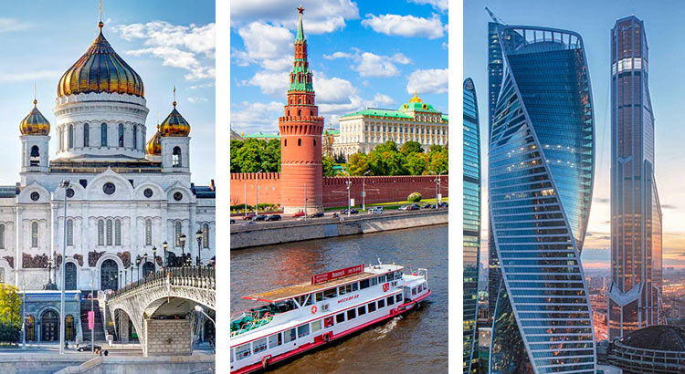 Что посмотреть в Москве