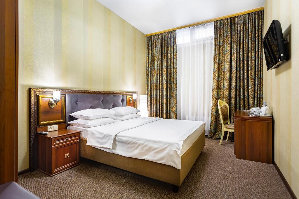"""""""Гранд Отель Белорусская"""" — гостиница рядом с Белорусским вокзалом"""
