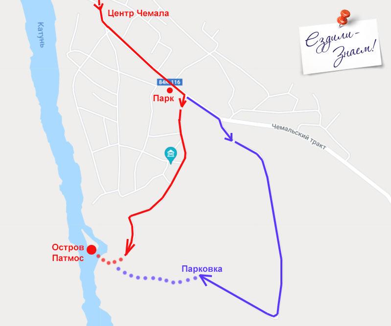 Остров Патмос на карте: как доехать