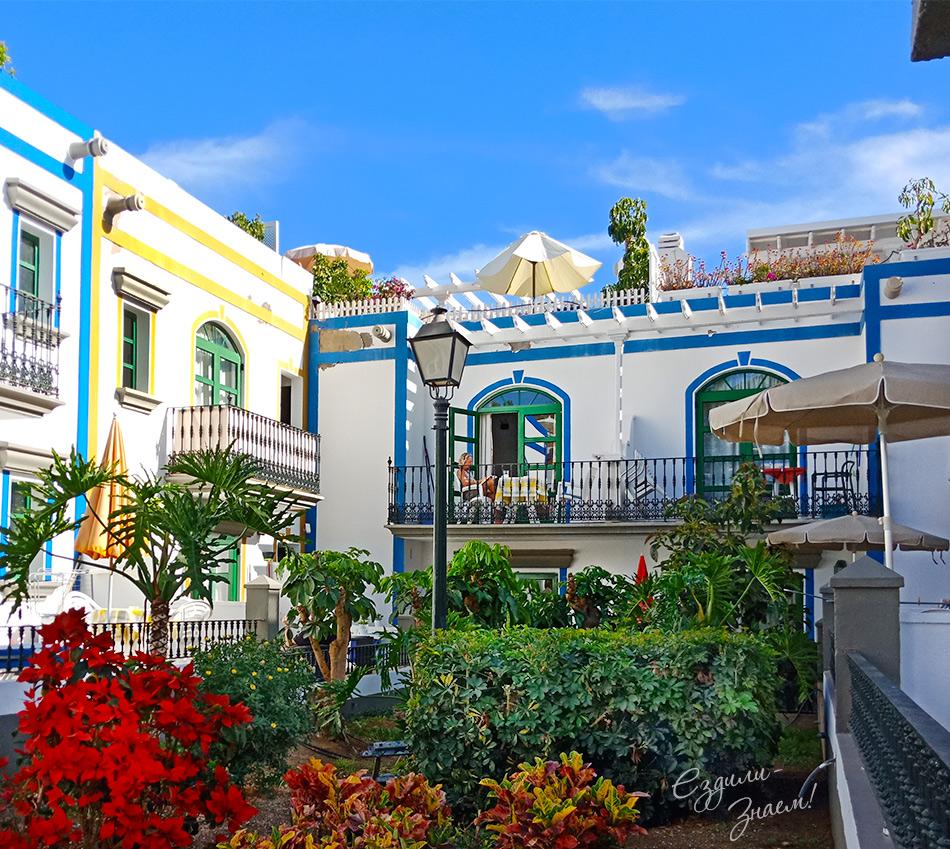 Апартаменты в Пуэрто-де-Моган